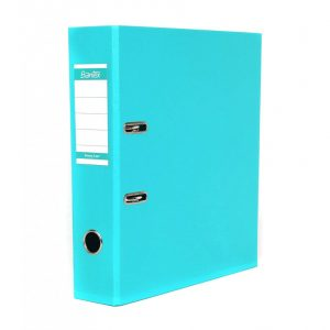 Bantex A4 Polyprop Lever Arch File 70mm Turquoise