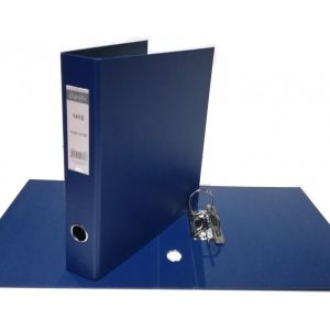 Bantex A4 Polyprop Lever Arch File 40mm Blue