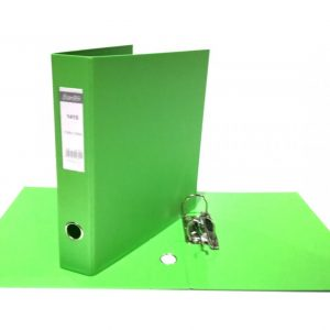 Bantex A4 Polyprop Lever Arch File 40mm Lime Green