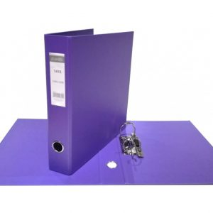 Bantex A4 Polyprop Lever Arch File 40mm Lilac