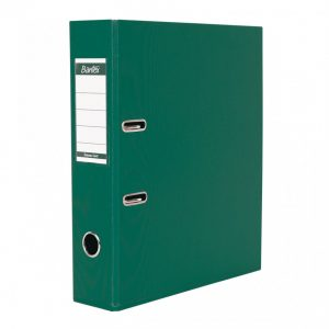 Bantex A4 Polyprop Lever Arch File 70mm Green