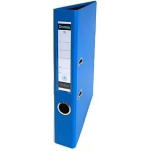 Donau A4 Polyprop Lever Arch File 50mm Blue