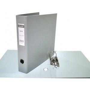 Bantex A4 Polyprop Lever Arch File 40mm Grey