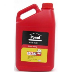 Ponal Wood Glue Extra Strong 2 Litre