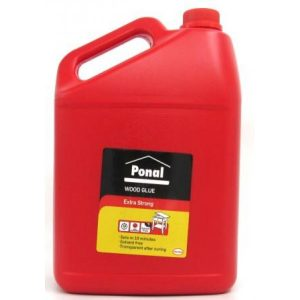 Ponal Wood Glue Extra Strong 5 Litre