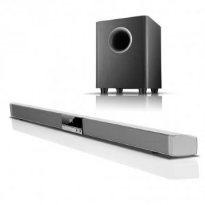 Parrot Sound Bar With Wireless Subwoofer