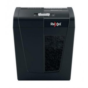 REXEL Secure X10 Cross Cut Shredder – 10 Sheet
