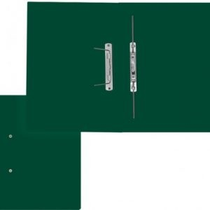 Treeline Accessible Files Gloss Green Foolscap – Pack of 4