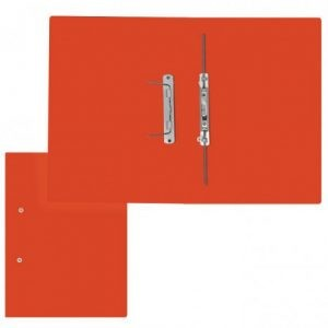 Treeline Accessible Files Gloss Red Foolscap – Pack of 4