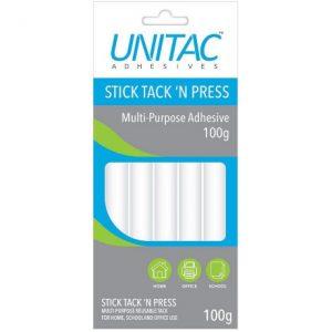 UNITAC Stick Tack 'N Press – 100g