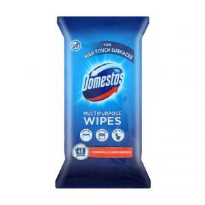 Domestos Surface Wipes Regular (40's)