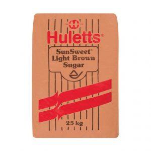 Huletts Sunsweet Light Brown Sugar 25kg
