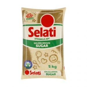 Selati Golden Brown Sugar 5kg