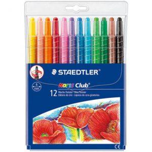 Staedtler Wax Twist Crayons – 12s