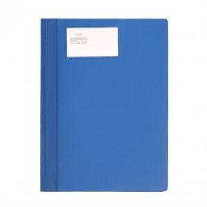 Bantex A4 PVC Deluxe Quotation Folder Blue