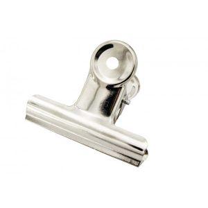 Bulldog Clips Silver 63mm – Box 12