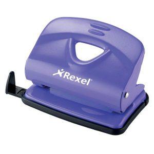 Rexel V220 Value Punch – Purple (20 Sheet)