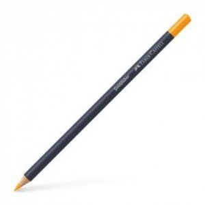 Faber Castell Goldfaber Colour Pencil – Dark Chrome Yellow