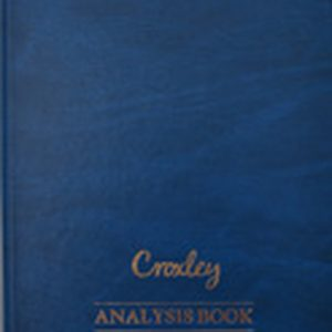 Croxley Analysis Book A4 JD6012 – 12 Cash Columns On Two Pages