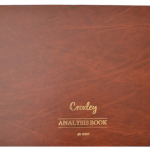Croxley Analysis Book A3L JD8027 – 27 Cash Columns On Two Pages