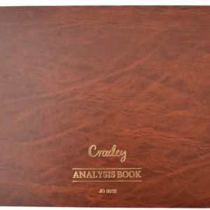 Croxley Analysis Book A3L JD8032 – 32 Cash Columns On Two Pages