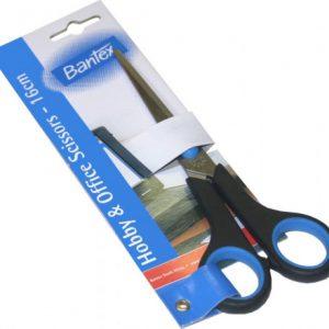 Bantex 160mm Office And Hobby Scissor