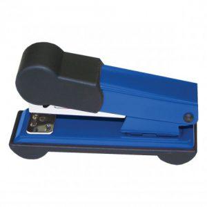 Bantex Home Metal Stapler Half-Strip 25 Sheet – Cobalt Blue