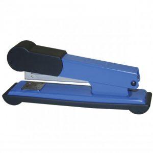 Bantex Office Metal Stapler Half-Strip 30 Sheet – Cobalt Blue