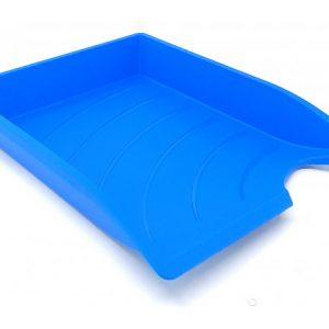 Bantex Optima Letter Tray PP – Cobalt Blue