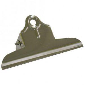Bulldog Clip Silver – 150mm