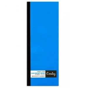 Croxley Cash Receipt Book JD408 Gummed And Numbered