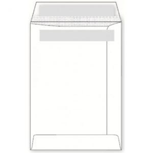 LEO C5 Envelopes White No-Window Self-Seal Pocket (Box 500)