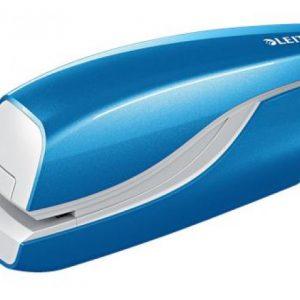Leitz NeXXt WOW 5566 Electric Stapler Battery-Powered Blue – 10 Sheet