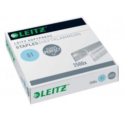 Leitz Softpress Staples – Box 2500