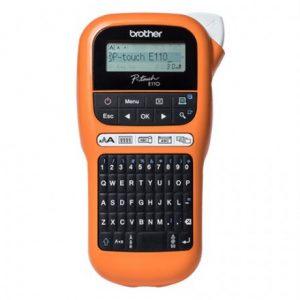 Brother PT-E110VP Industrial Handheld Label Printer