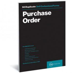 RBE NC A5 Duplicate Order