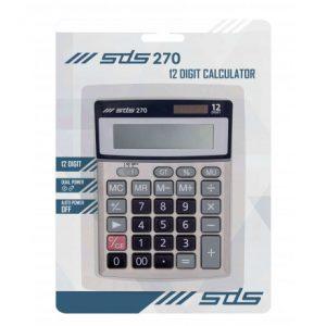 SDS 270 Desktop Calculator 12 Digit