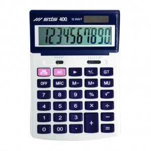 SDS 400 Desktop Calculator 12 Digit