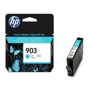 HP 903 Cyan Original Ink Cartridge – T6L87AE