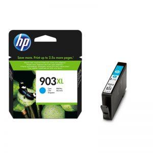 HP 903XL Cyan Original High Yield Ink Cartridge – T6M03AE