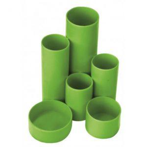 Treeline Desk Organiser Round-Up – Lime Green