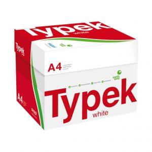 Typek A4 White Copier Paper 80gsm