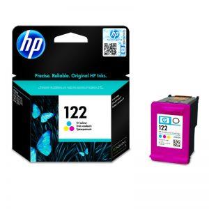 HP 122 Tri Colour Original Ink Cartridge – CH562HE
