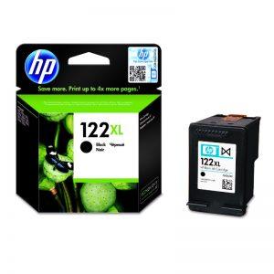 HP 122XL Black Original High Yield Ink Cartridge – CH563HE