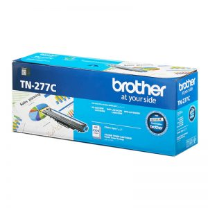 Brother TN-277C Cyan Original Toner Cartridge – TN 277C