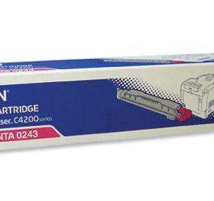 Epson S050243 Magenta Toner Cartridge – (C13S050243)