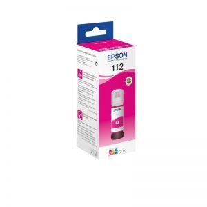 Epson 112 EcoTank Pigment Magenta Original Ink Bottle – T06C34A
