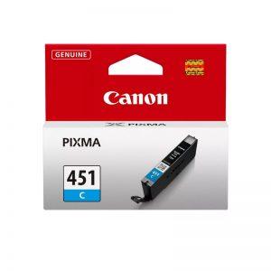 Canon 451 Cyan Original Ink Cartridge – CLI-451C