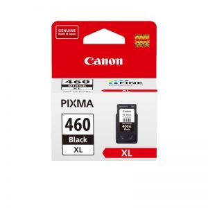 Canon 460XL Black High Yield Original Ink Cartridge – PG460XL