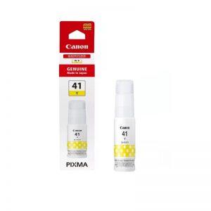 Canon GI-41 Yellow Original Continuous Ink Cartridge – GI41 Y